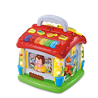 """Развивающая игрушка """"Говорящий домик"""" 9149"""