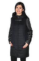 Женское пальто на тинсулейте с жилетом DASER