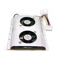 Вентилятор охлаждение жесткого диска HDD  IDE 3.5