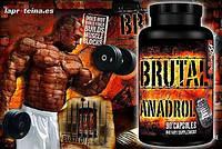 Тестостероновый бустер BioTech USA Brutal Anadrol  90caps