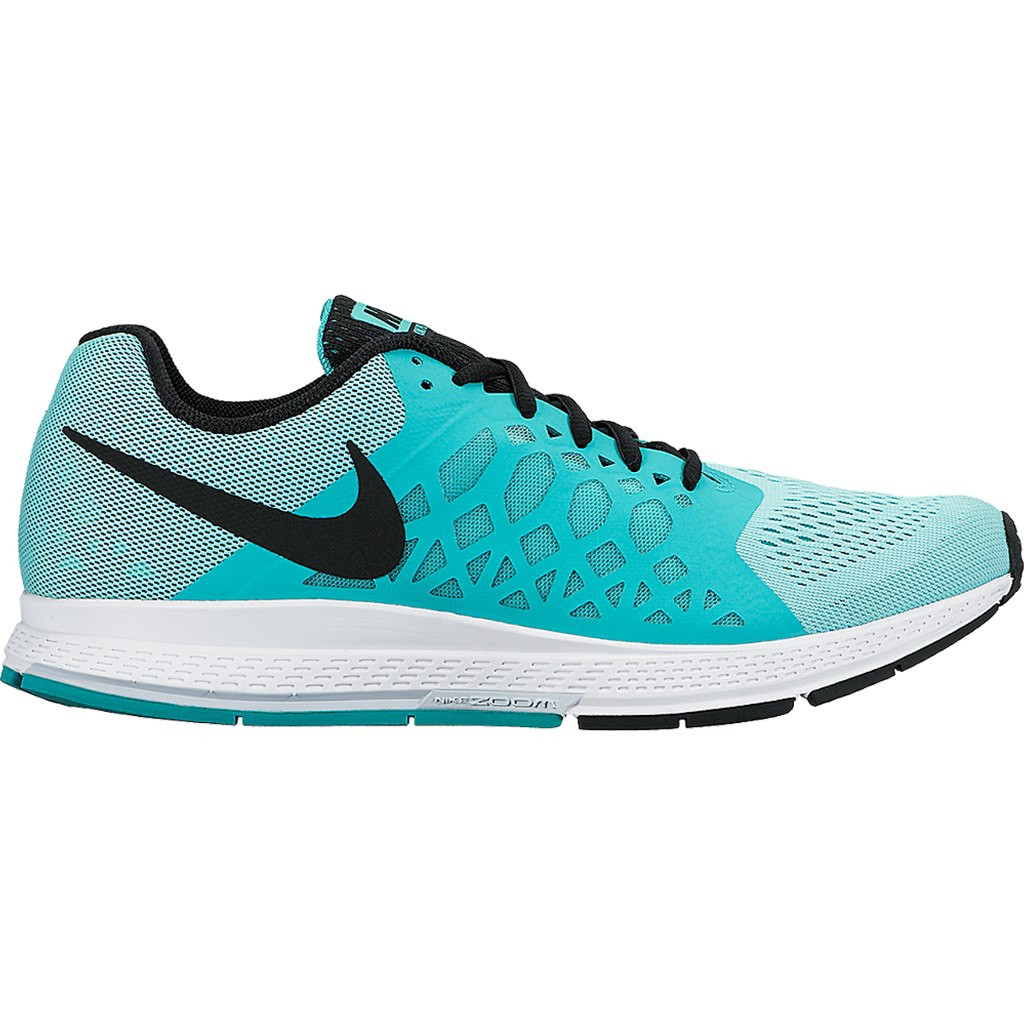 Nike Air Zoom Pegasus 31 Running Shoe - Light Aqua