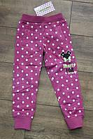 Спортивные штаны для девочек  1-2-3-4-5 лет  Джинсовый,малина, серый