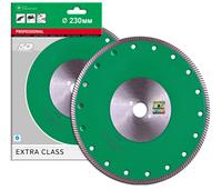 Круг алмазный Distar Turbo Elite Ultra TS30H 125 мм отрезной диск по граниту и керамограниту, Дистар, Украина