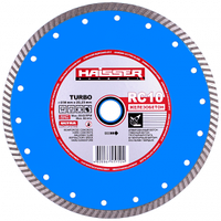Круг алмазный Turbo Haisser RC10 Железобетон 115 мм отрезной диск по железобетону, бетону и кирпичу