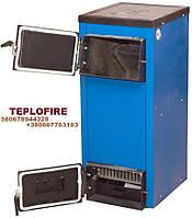 Котел под дрова и уголь Spark-Heat 18П мощностью 18 кВт (Спарк Хит)