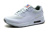 Кроссовки подросток / женские Nike Air Max, унисекс, белые, р. 36 37, фото 1