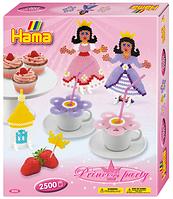 "Термомозаика Hama Midi Набор ""Вечеринка принцесс"", (3233)"