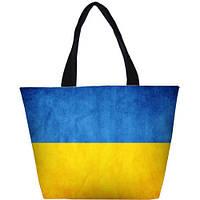Мини сумочка Флаг