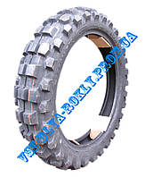 "Покрышка (шина, резина) кроссовая для мотоцикла 80/100-14 ""DELI TIRE"" SB-111 X-CROSS ТТ"