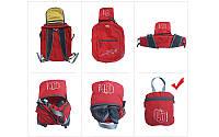 Рюкзак спортивный DAYPACK Compact 13л, для ручной клади, штурмовой, городской (цвета в ассортименте)