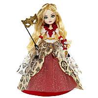 Кукла Ever After High Thronecoming Apple White Эпл Уайт Бал Коронации