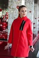 Пальто женское демисезонное кашемировое в 12ти цветах 036