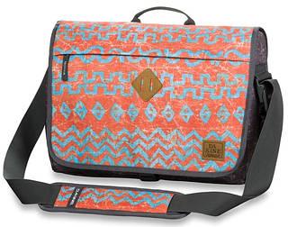 Яркая мужская сумка с отделением для ноутбука Dakine 8130003 HUDSON 20L 2015 indio, 610934867435