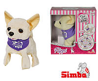 Интерактивная Собачка Chi Chi Love Flippi Simba 5897257