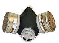 Респиратор пыле-газозащитный РУ-60М А1Р1