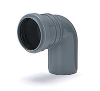 Отвод ПВХ внутренней канализации Armakan 40/90°