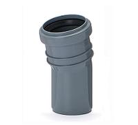 Отвод ПВХ внутренней канализации Armakan 50/15°