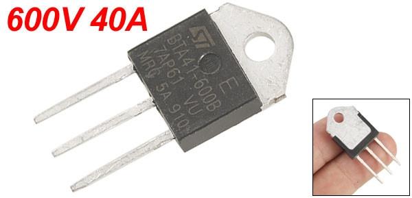 bta 41 600v схема включения