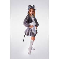 Карнавальный костюм для девочки Мышка №5