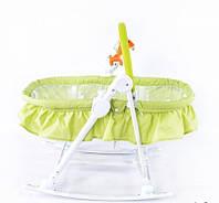 Детский шезлонг-люлька 3в1 BT-BB-0003 Baby Tilly