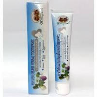 Лечебная зубная паста  от пародонтоза, стоматита на основе экстрактов растений
