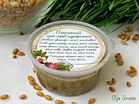 Пшеничный крем-скраб гидрофильный (для лица)