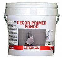 DECOR PRIMER FONDO - праймер для подготовки оснований перед нанесением Starlike Decor. Ведро 5кг