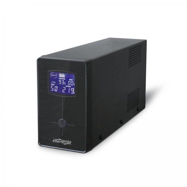 EnerGenie EG-UPS-031 - Источник бесперебойного питания 650VA, LCD, серия Pro [spdk]