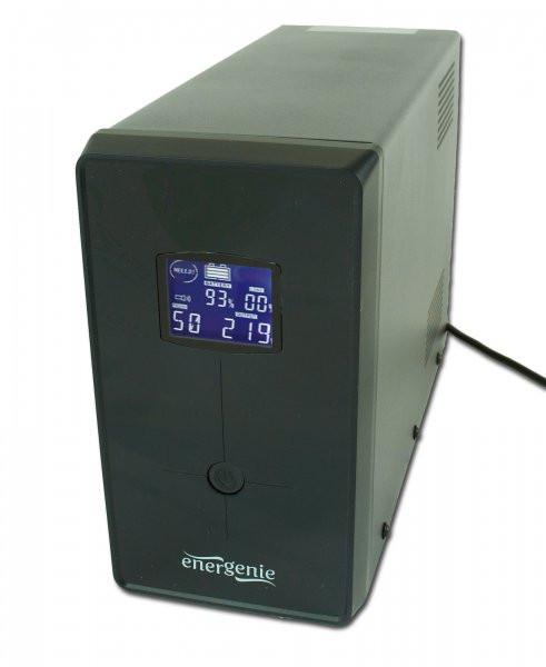 EnerGenie EG-UPS-034 - Источник бесперебойного питания 1500VA, LCD, USB, серия Pro [spdk]