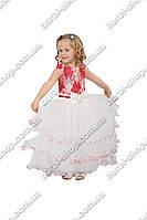 Нарядное платье для девочек 3-5 лет
