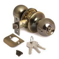 Ручка дверная FZB 15-25 ( с ключом)