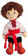 Текстильная кукла Андрей ТМ Тигрес