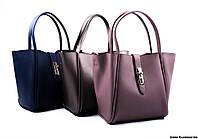 Женская сумка кожаная Basconi