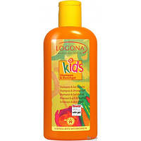 LOGONA БИО-Шампунь Kids для волос и тела детский, 200мл