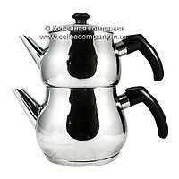 Чайник для заваривания турецкого чая Ossa PA 20008