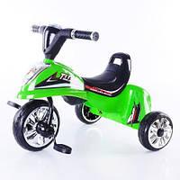 Детский велосипед трехколесный М 5345 - зеленый (в ассортименте)