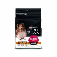 Pro Plan ADULT MEDIUM Optihealth Сухой корм для взрослых собак средних пород 14кг.