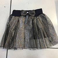 Детская  одежда оптом Юбка пышная для девочек оптом р.2-9 лет