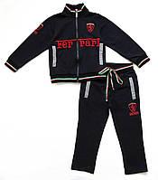Спортивный костюм Ferrari для мальчика.  100, 120 см