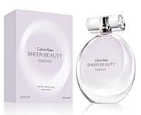 Женская туалетная вода Calvin Klein Sheer Beauty Essence (Кельвин Кляйн Шер Бьюти Эссенс)