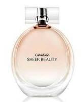 Туалетная вода для женщин Calvin Klein Sheer Beauty (Кельвин Кляйн Шер Бьюти)