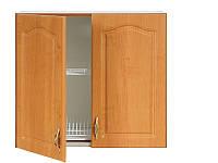 Шкаф с сушкой для посуды NKGC-80/72L/P Nika Classic MDF BRW ольха медовая