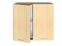 Шкаф с сушкой для посуды NKGC-80/72L/P Nika Ekran MDF BRW клен nida