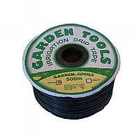 Лента для капельного полива щелевая Garden tools шаг 30см 1000м