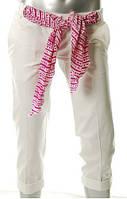 Бриджи  Victoria's Secret с шелковым поясом  (XS)