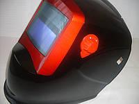 Сварочная маска хамелеон WH8512 цвет чёрная.