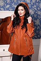 Модные женские куртки весна В - 885