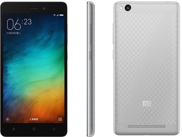 Смартфон Xiaomi Redmi 3 (2GB/16GB) Grey Гарантия 1 Год!!!!