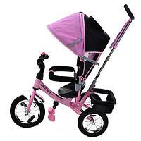 Детский трехколесный велосипед Azimut Lexus BC17-B спица