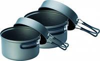 Набор туристической посуды с горелкой Kovea KSK-SOLO3